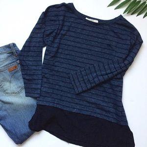 Loft / striped tunic